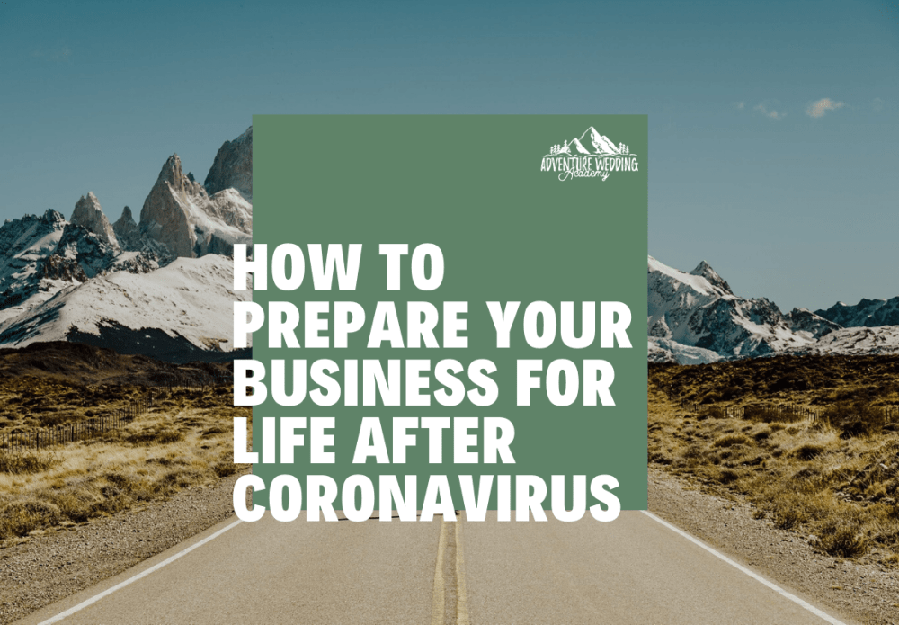 how to prepare your photography business for life after coronavirus article