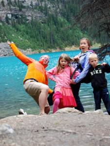 Tips for visiting National Park Sites with kids