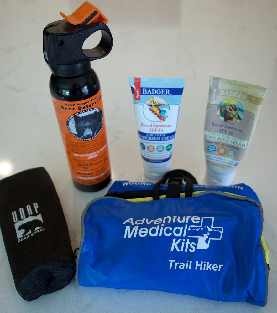 Hiking essentials for families. www.adventuringbeyond.com