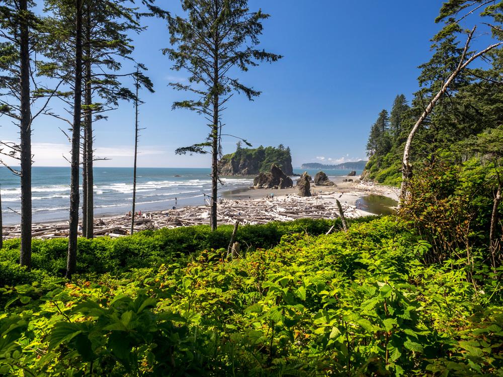 Ruby Beach. www.adventuringbeyond.com