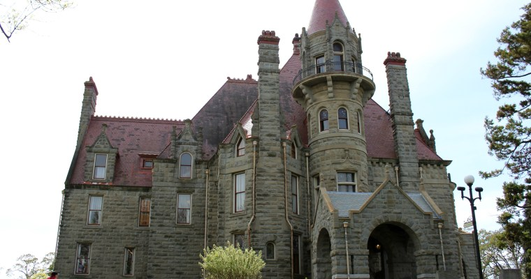 A Snapshot in Time: Craigdarroch Castle