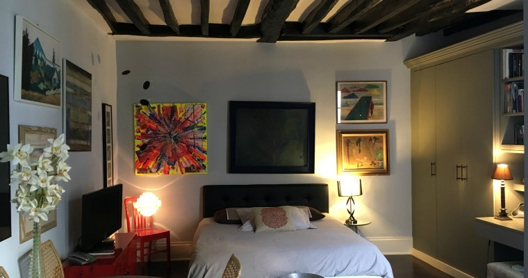 Perplexed in Paris: Impressions of a First Time Airbnb User