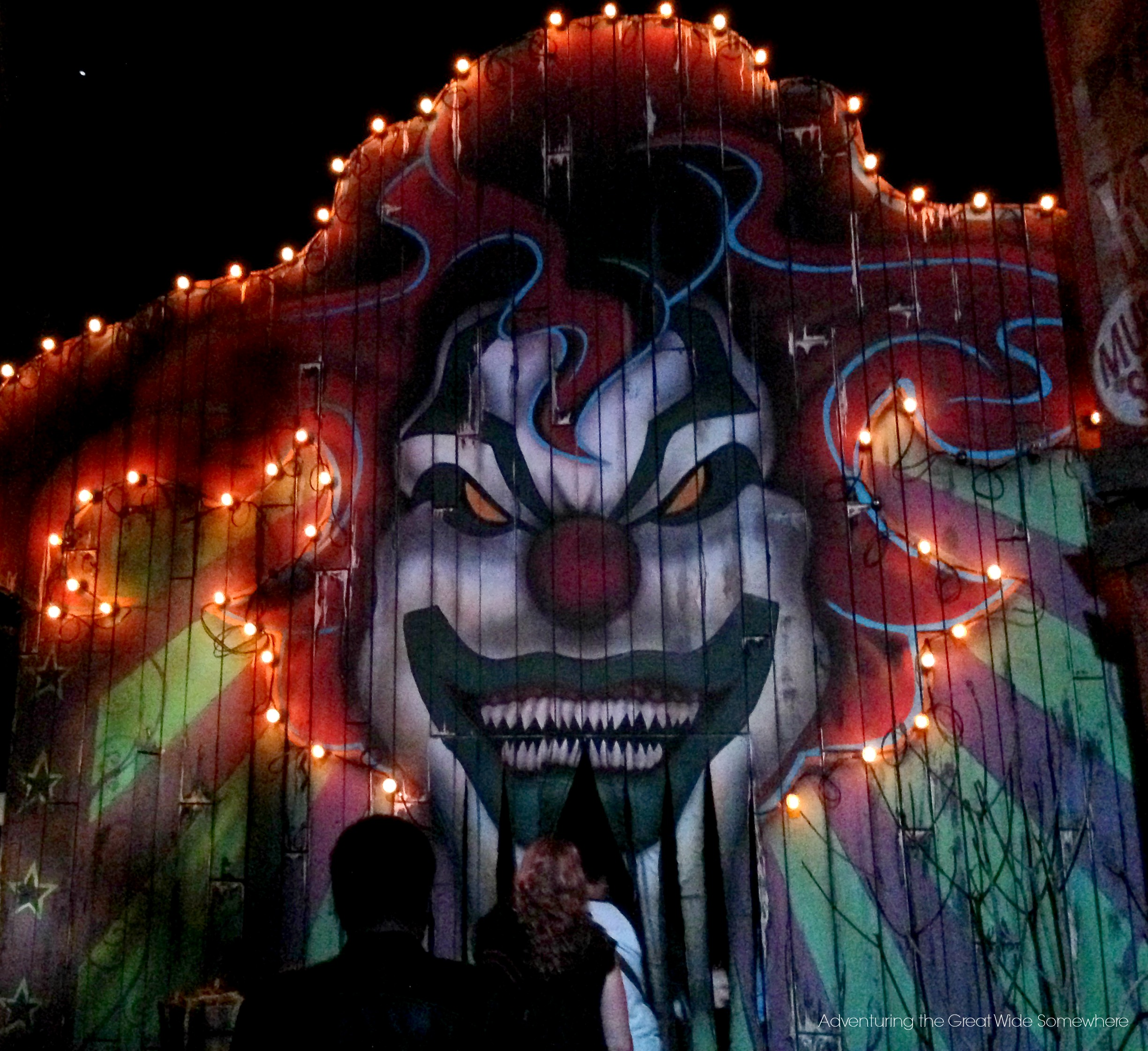 Becoming a Maniac at Halloween Horror Nights 25