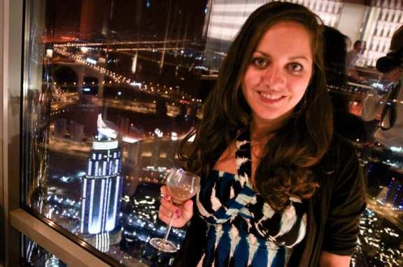 Kate Turns 29 in Dubai