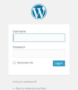Wordpress Home