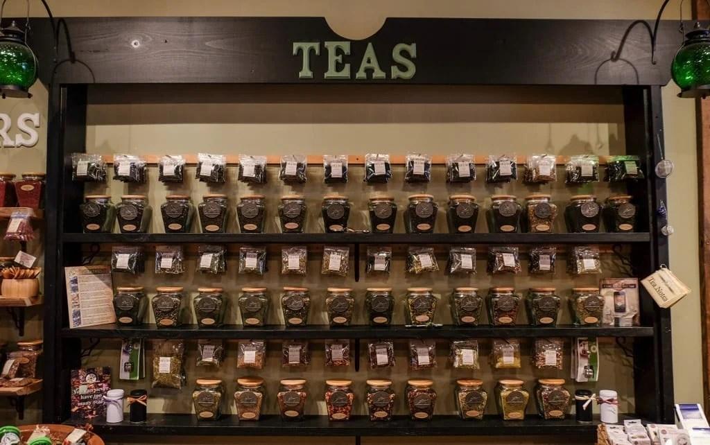 Savannah Tea Shop