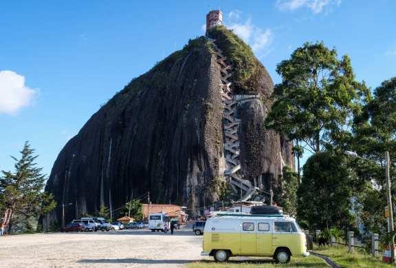 La Piedra del Penol Guatape