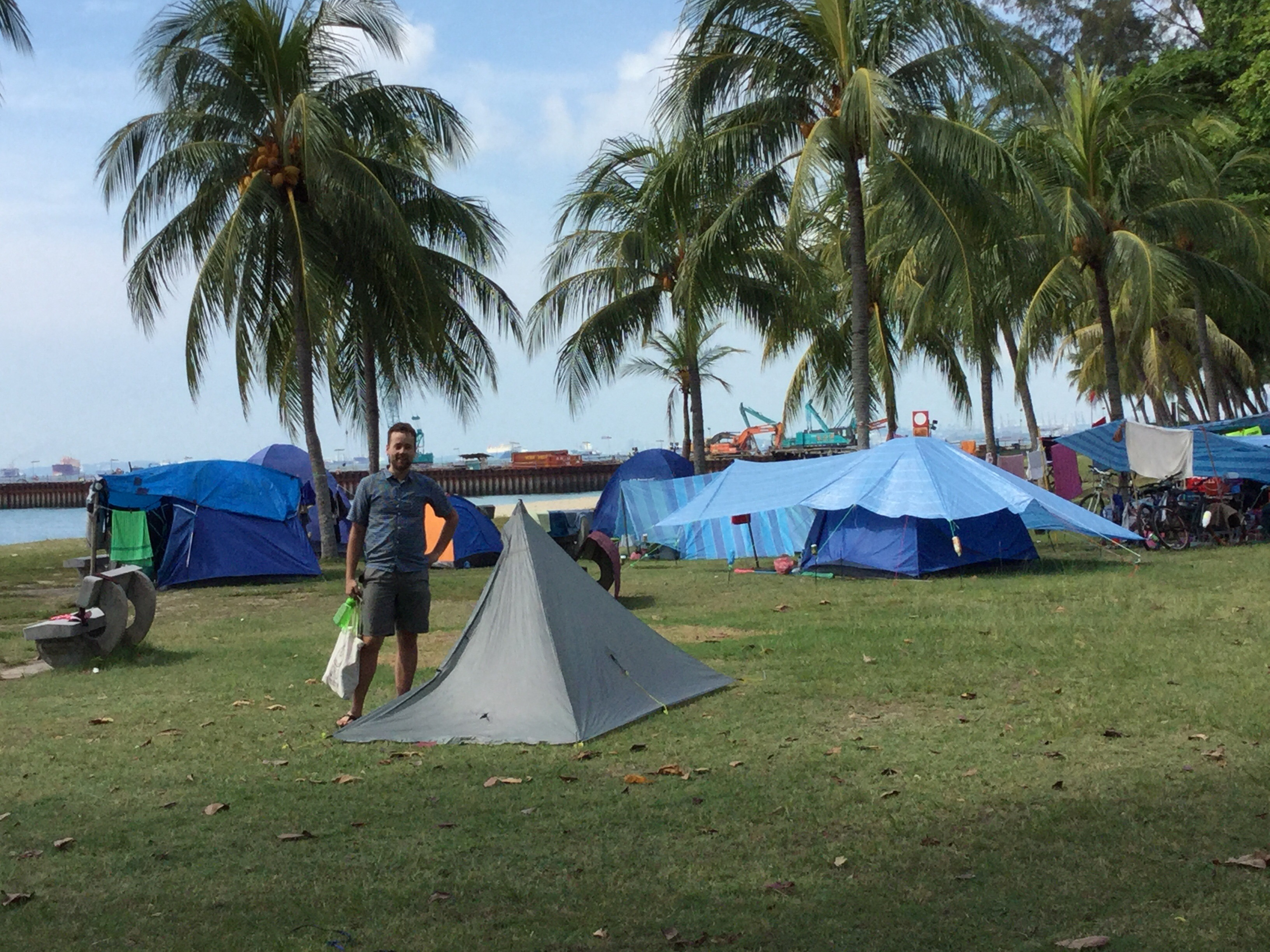 """Our stay was in""""tents""""!"""