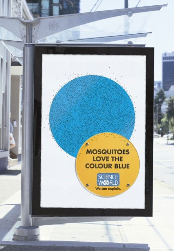 Outdoor Advertising Ideas Part - 20: Creative-outdoor-advertising-ideas-science-world