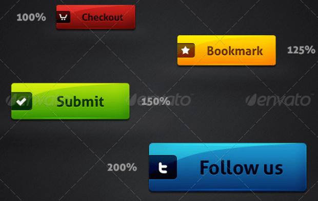stylish-glossy-web-buttons