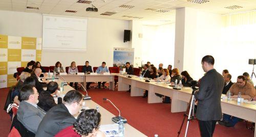 Întâlnire de informare privind dezvoltarea locală  plasată sub responsabilitatea comunităţii 2014 – 2020