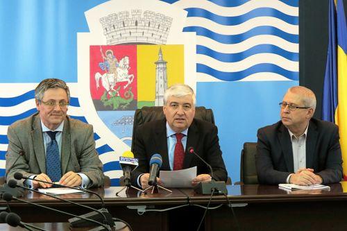 Giurgiu primeşte fonduri Regio pentru reabilitarea termică a cinci blocuri de locuinţe