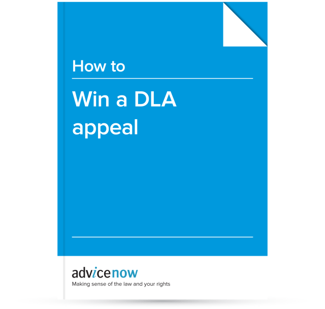 How to win a DLA appeal  Advicenow