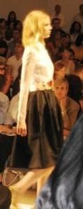 Mercedes Benz Fashion Week 9/9/07- Reem Acra