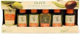Chi Organics Olive Nutrient Therapy – life and energy for your hair!