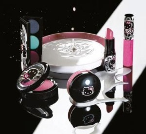Hello Kitty makeup collection by MAC Cosmetics