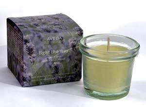 Aveda 2009 Earth Month Candle in April