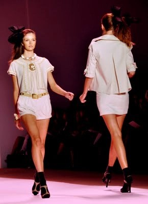 Milly By Michelle Smith Spring 2010 Fashion Week