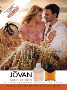 Think You Can't Get No Satisfaction? Try Jovan Satisfaction for Men and For Women