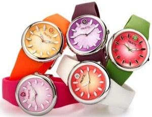 group of philip stein frutiz watches