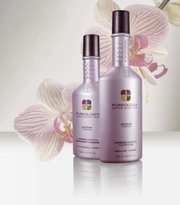pureology has a hydrate to make a difference set