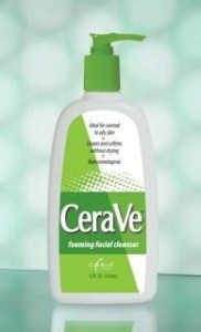 Fans of Foaming Cleansers:  An Anti-Shine Product from CeraVe