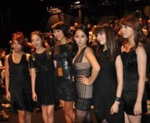 Mercedez Benz Fashion Week Spring 2011 Thursday Sept. 9, 2010-Concept Korea sneak peak