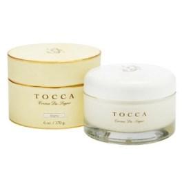Tocca body cream