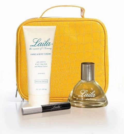 A Laila Gift Set for Mother's Day is a True Love Story in Scent