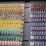 Creative Nail Design Rocks the Runways with Color for Fall/Winter 2011