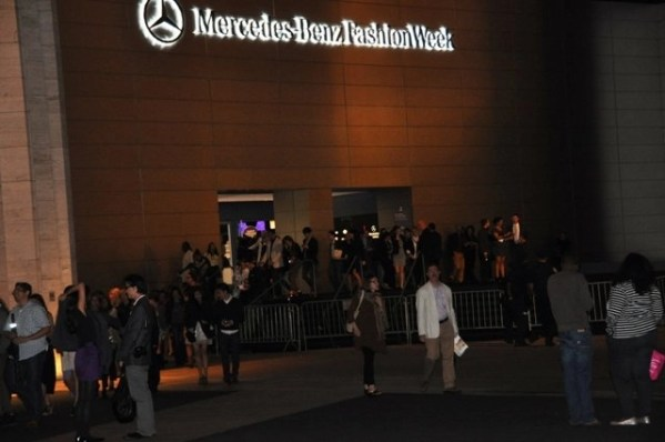 MERCEDES-BENZ FASHION WEEK SPRING 2015 COLLECTIONS PRELIMINARY SCHEDULE ANNOUNCED