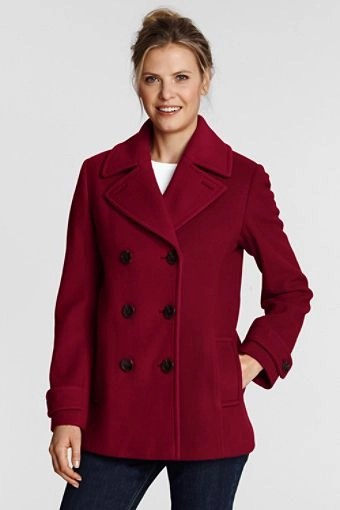 Lands End Brings Home the Warmth In Style