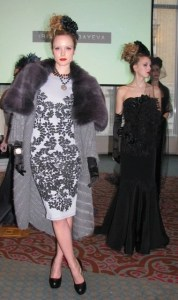 Eveningwear at Irina Shabayeva's Fall 2012 Collection #NYFW #MBFW