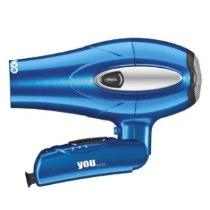 Conair's You Reel Hair Dryer is Your New BTB (Best Travel Buddy)