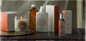 Time to Fall for Thymes Lotus Santal