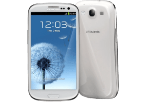 "The Little Phone That's ""Worlds Apart""  the Samsung Galaxy S3 @SamsungMobileUS #smartphone"