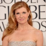 Leonor Greyl Creates Connie Britton's Old Hollywood Hair Look for the Golden Globes #goldenGlobes