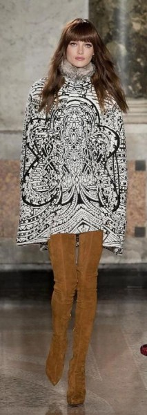 Pucci's Fall 2103 Collection from Milan Fashion Week