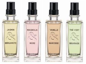 La Collection de Grasse Features Four Fabulous New Fragrances by L'Occitane