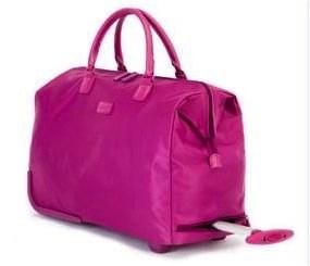 Weekly Obsession! Lipault's Stylish Satchel Turns Heads, Everywhere @Lipault #Luggage #WeeklyObsession