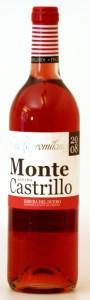 2008 Monte Castrillo Rosado