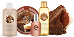 Savor the Scent of Yummy  Nuts This Summer! @thebodyshopusa #Brazil