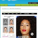 NEW!!!  Make Yourself Over For Free on AdviceSisters.Com #makeover #beauty #virtualBeautyTool