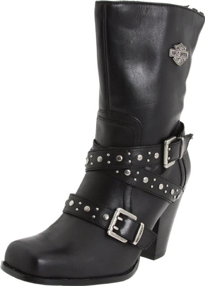 These Boots are Not Necessarily Made for Riding, but Definitely, for WALKING  @HarleyDavidson #harleydavidson