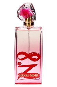 Cherry Blossoms & the Flight of Butterflies, Captured in a Bottle @HanaeMoriParfum #fragrance #ValentinesDay