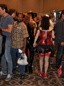 a mostly photo report of my second day at the adult expo in las vegas @AVN #AVNExpo