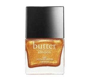 chuffed nail lacquer matches the chuffed lip gloss