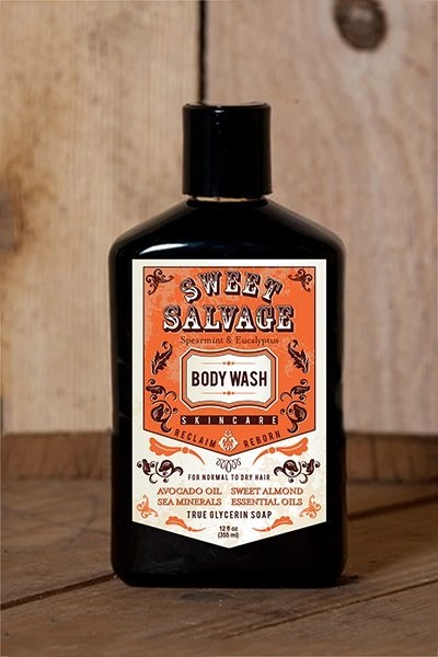 Sweet Salvage Skincare is natural and earth friendly @SSSkincare #skincare