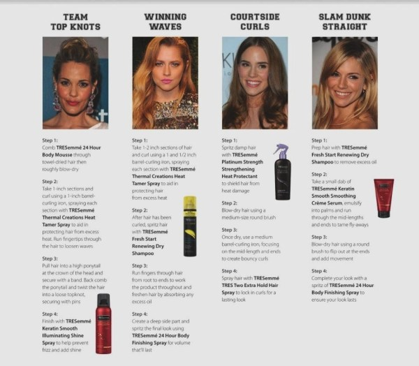 Have Hair? TRESemmé products are very universal! @TRESemme #hair