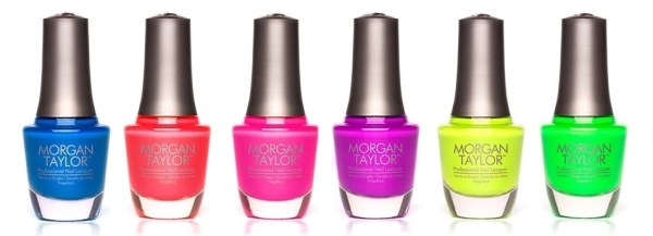 .@Rickys_NYC,  @Gelish  , @MTMorganTaylor — Four Fabulous New Nail Collections That Rock the Trends